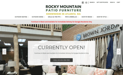 Rockymountainpatiofurniture.com