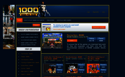 Romsformame com website  TESTED and 100% WORKING roms for