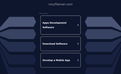 Roxyfileman com website  Free file browser for CKEditor and TinyMCE