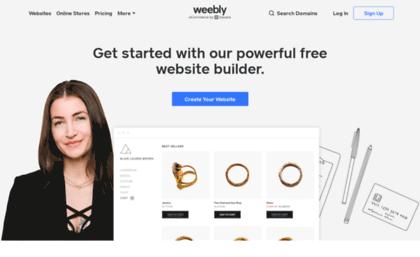 Secure weebly com website  Free Website Builder: Build a Free