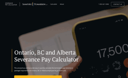 how to calculate leave pay on termination