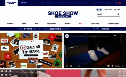 shoe show mega free shipping cheap online
