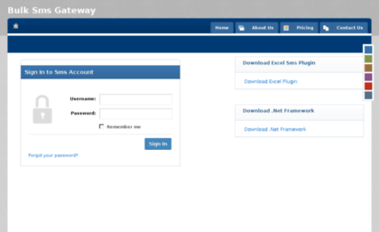 Smsms mobi website  Bulk Sms Gateway - Bulk Sms Gateway