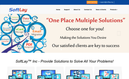 Softlay org website  SoftLay™ Inc Deals in MBOX Conversion