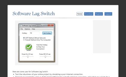 Скачать lag switch