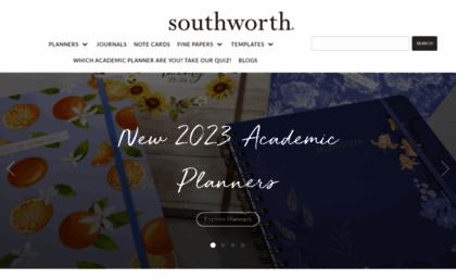 southworth resume paper