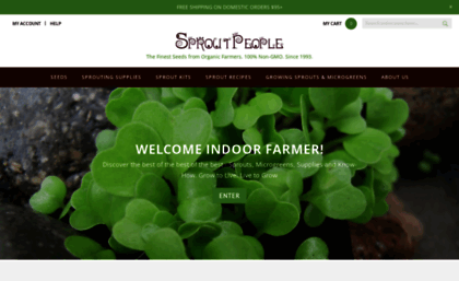 Sprout people
