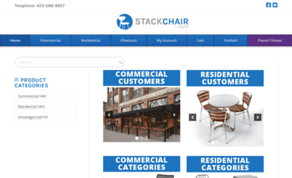 Stackchairdepot.com