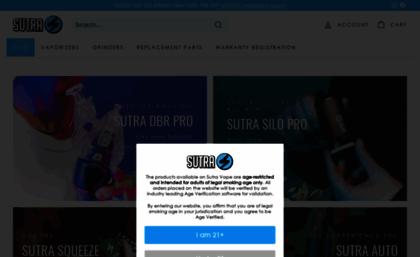 Sutracig com website  Sutra Vape - Wholesale Vaporizers, Vape Pens