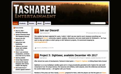 tasharen entertainment