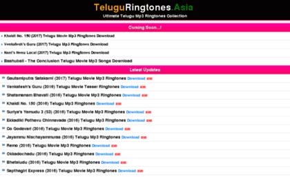 telugu mp3 ringtone download