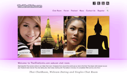 Thai webcam chat
