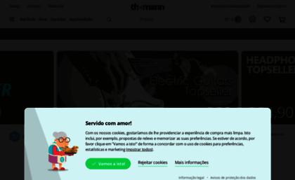 Thomann pt website  Bem-vindo – Thomann Portuguesa