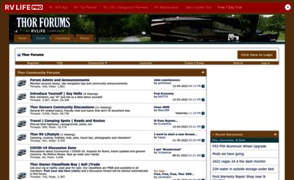 Thorforums com website  Thor Forums - Powered by vBulletin