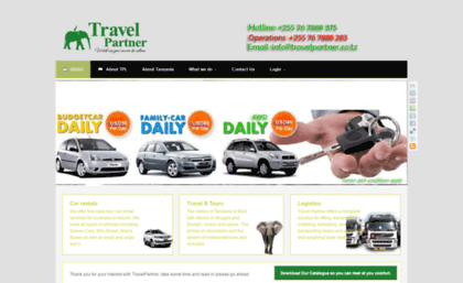 travelpartner.co.tz