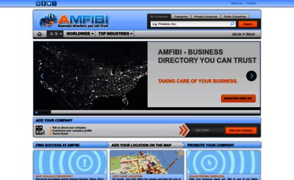 Uk amfibi directory website  Amfibi | Business Directory You Can Trust