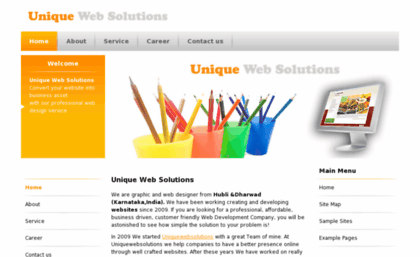 uniquewebsolutions.in