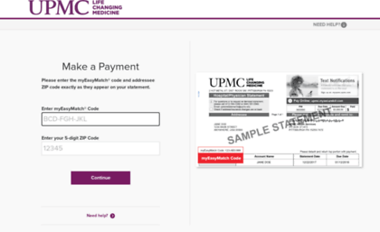 Upmc mysecurebill com website  Contact Us - UPMC Health Services