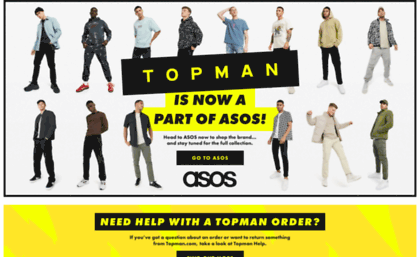 3301e1b0963b Us.topman.com website. TOPMAN USA - Mens Fashion - Mens Clothing ...