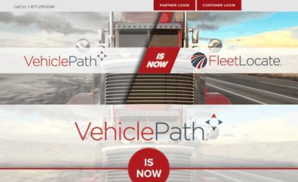 Vehiclepath Com Website Vehiclepath Is Now Fleetlocate Spireon