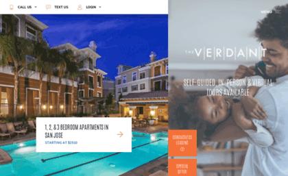 Verdant Apts Com Website The Verdant Apartments Apartments For