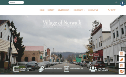 villageofnorwalk.com