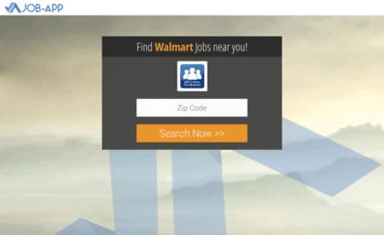 Walmart Job App Org Website Walmart Jobs Walmart Online Job