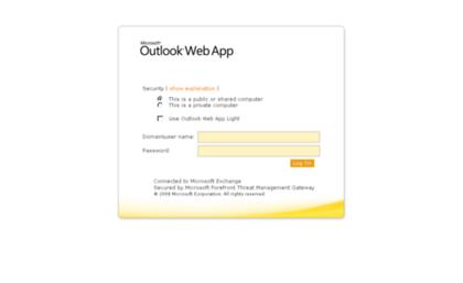 Webmail gs1us org website  Outlook Web App