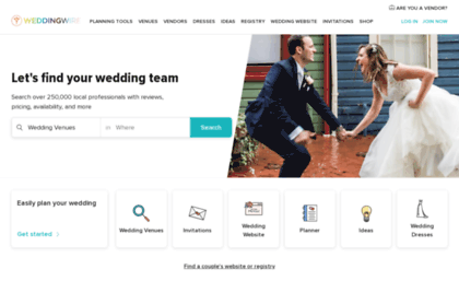 Weddingwire Com Website Weddings Wedding Venues Weddingwire