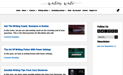 writerswrite.co.za