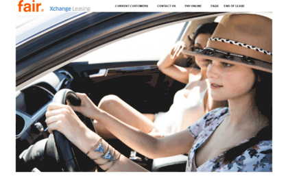 Xchangeleasing com website  Xchange Leasing, an Uber company