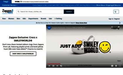 446be45a84a8 Zapposer.net website. Online Shoes