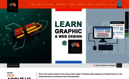 Zicaindore Website Interior Designing Institutes In Indore
