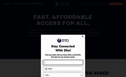zito media customer service